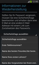 Samsung I9060 Galaxy Grand Neo - Apps - Konto anlegen und einrichten - Schritt 14