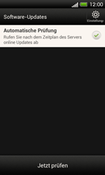 HTC One SV - Software - Installieren von Software-Updates - Schritt 7