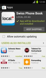 Samsung Galaxy S II - Applications - Installing applications - Step 9