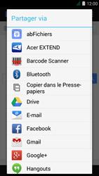Acer Liquid Z410 - Internet - Navigation sur Internet - Étape 18