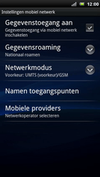 Sony Ericsson R800 Xperia Play - Internet - buitenland - Stap 6