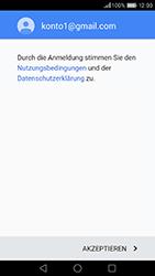 Huawei Honor 8 - E-Mail - Konto einrichten (gmail) - Schritt 13