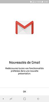 Samsung Galaxy A6 - E-mails - Ajouter ou modifier votre compte Gmail - Étape 5