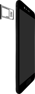Huawei P10 - SIM-Karte - Einlegen - Schritt 4