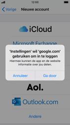 Apple iPhone SE - iOS 13 - E-mail - Handmatig instellen (gmail) - Stap 6