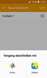 Samsung J120 Galaxy J1 (2016) - MMS - Erstellen und senden - Schritt 20
