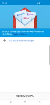 Samsung Galaxy S10 - E-Mail - Konto einrichten (gmail) - Schritt 6