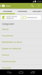 LG D821 Google Nexus 5 - apps - app store gebruiken - stap 6
