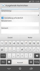 Sony D5103 Xperia T3 - E-Mail - Konto einrichten - Schritt 14