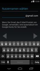 LG D821 Google Nexus 5 - Apps - Konto anlegen und einrichten - Schritt 8