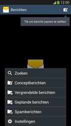 Samsung I9295 Galaxy S IV Active - SMS - Handmatig instellen - Stap 5
