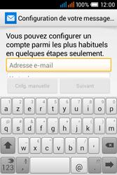 Alcatel OT-4015X Pop C1 - E-mails - Ajouter ou modifier un compte e-mail - Étape 7