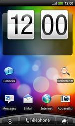 HTC A9191 Desire HD - Internet - navigation sur Internet - Étape 1