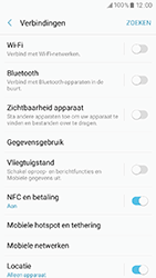 Samsung Galaxy A3 (2017) - Android Marshmallow - bluetooth - aanzetten - stap 5