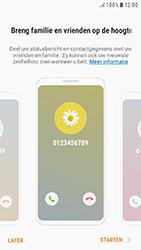 Samsung Galaxy J5 (2017) (SM-J530F) - Contacten en data - Contacten kopiëren van toestel naar SIM - Stap 4
