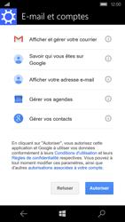 Microsoft Lumia 650 - E-mail - Configuration manuelle (gmail) - Étape 10