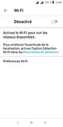 Alcatel 1 - Internet et connexion - Accéder au réseau Wi-Fi - Étape 6