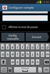 Samsung Galaxy Fame Lite - E-mail - configuration manuelle - Étape 6