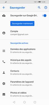 Huawei P30 lite - Aller plus loin - Gérer vos données depuis le portable - Étape 15
