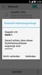 Huawei Ascend Y530 - Bluetooth - Geräte koppeln - 9 / 11
