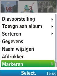 Nokia C2-01 - contacten, foto