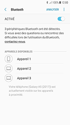 Samsung Galaxy A5 (2017) - Android Oreo - Bluetooth - connexion Bluetooth - Étape 9