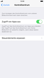 Apple iPhone 6 - iOS 11 - Kontrollzentrum - 0 / 0