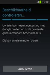 Samsung S6810P Galaxy Fame - apps - account instellen - stap 10