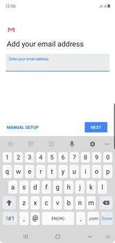 Samsung Galaxy Note 10 - E-mail - manual configuration - Step 10