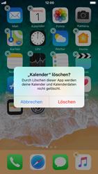 Apple iPhone 8 - Apps - Löschen und wiederherstellen von vorinstallierten iOS-Apps - 4 / 13