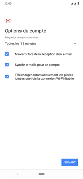 Nokia 6.2 - E-mail - 032c. Email wizard - Outlook - Étape 10