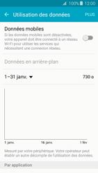 Samsung Samsung Galaxy J3 2016 - Internet et roaming de données - Comment vérifier que la connexion des données est activée - Étape 5