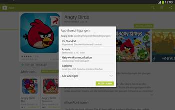 Samsung Galaxy Tab 3 10-1 LTE - Apps - Installieren von Apps - Schritt 18