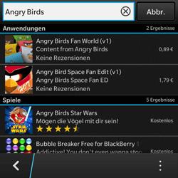 BlackBerry Q10 - Apps - Herunterladen - 18 / 21