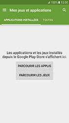 Samsung Galaxy A3 (2017) - Applications - Comment vérifier les mises à jour des applications - Étape 7