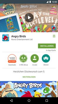 Motorola Google Nexus 6 - Apps - Herunterladen - Schritt 17