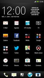 HTC One Max - Applications - Comment vérifier les mises à jour des applications - Étape 3