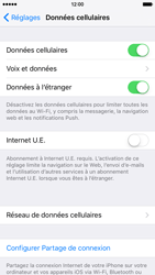 Apple iPhone 6s - Internet - désactivation du roaming de données - Étape 4