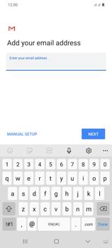 Samsung Galaxy S20 Plus 5G - E-mail - manual configuration - Step 10