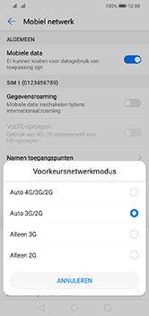 Huawei Y7 (2019) - Netwerk - 4G instellen - Stap 6