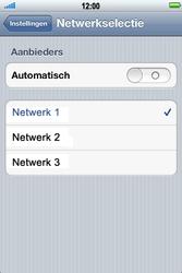 Apple iPhone 4S met iOS 5 (Model A1387) - Buitenland - Bellen, sms en internet - Stap 6