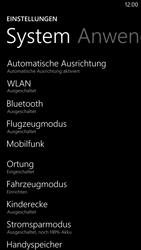 Nokia Lumia 1320 - Internet und Datenroaming - Manuelle Konfiguration - Schritt 4