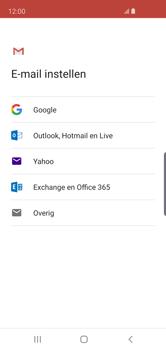 Samsung Galaxy S10e - E-mail - e-mail instellen (gmail) - Stap 8