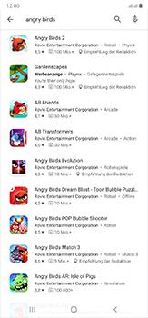 Samsung Galaxy Note 20 Ultra 5G - Apps - Installieren von Apps - Schritt 15