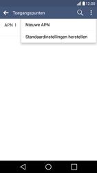 LG LG K10 4G (K420) - Internet - handmatig instellen - Stap 11