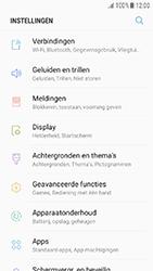 Samsung Galaxy J3 (2017) - bluetooth - aanzetten - stap 4