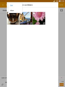 Samsung Galaxy Tab A 9.7 - MMS - Erstellen und senden - 1 / 1