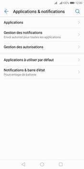 Huawei Y7 (2018) - Applications - Comment désinstaller une application - Étape 4