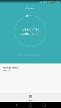Huawei Mate S - Software updaten - Update installeren - Stap 6