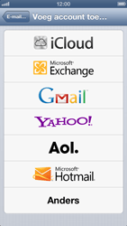 Apple iPhone 5 - E-mail - Handmatig instellen - Stap 5